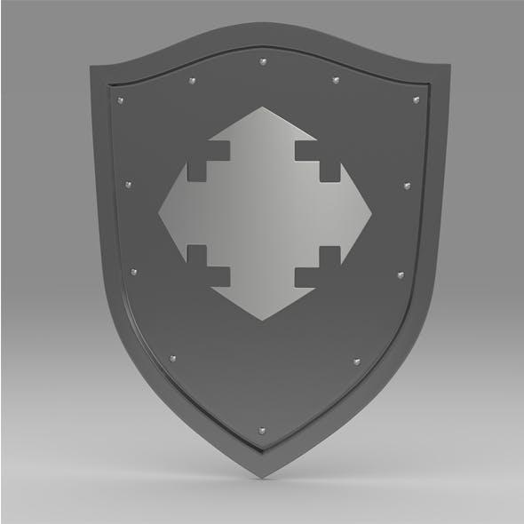 Shield 2 - 3DOcean Item for Sale