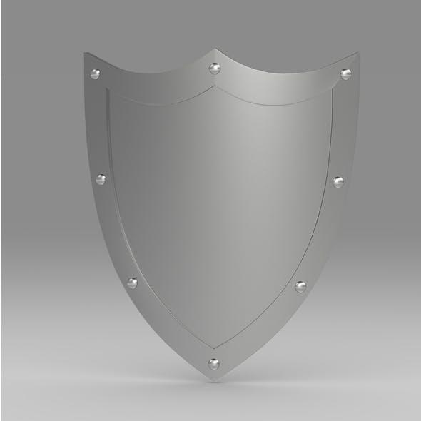 Shield 10 - 3DOcean Item for Sale