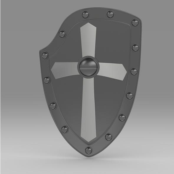 Shield 12 - 3DOcean Item for Sale