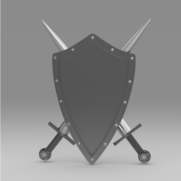 Shield and sword 3