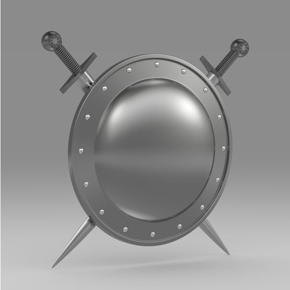 Shield and sword 4