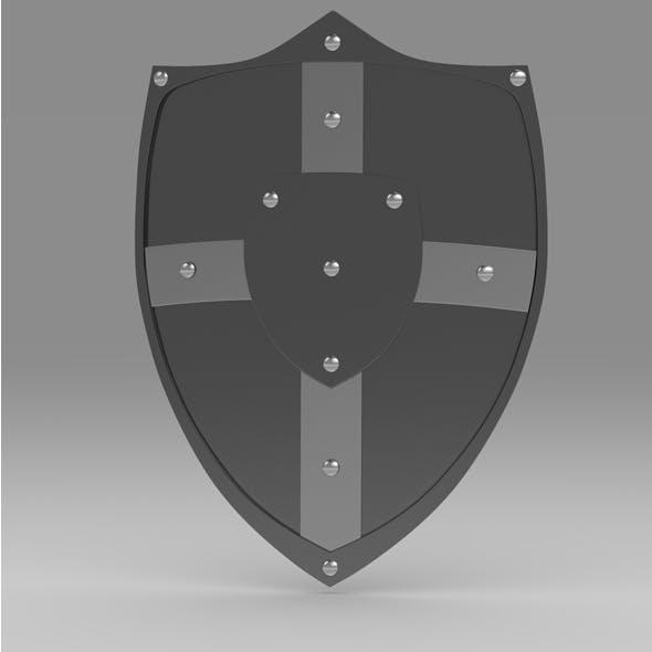 Shield 13 - 3DOcean Item for Sale
