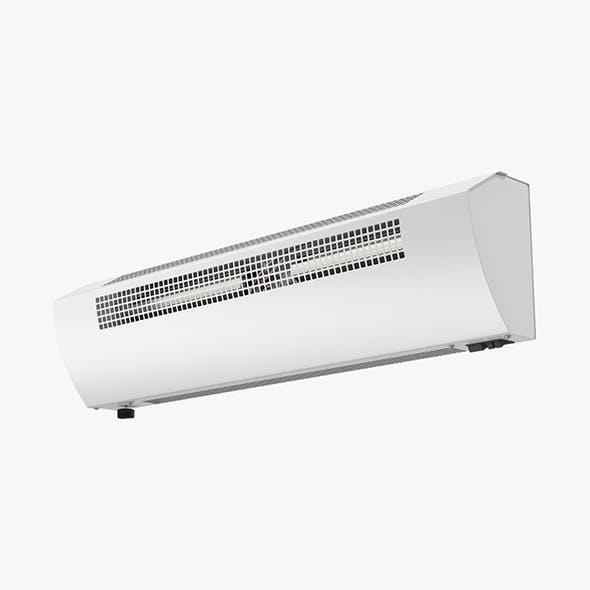 Thermal screen - 3DOcean Item for Sale