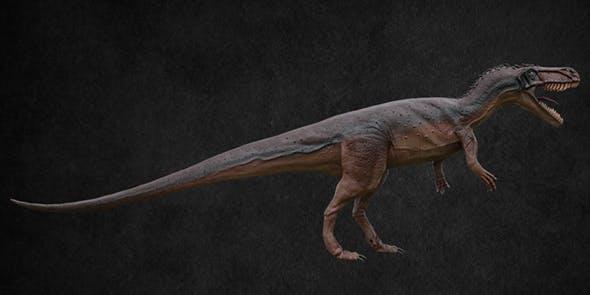 Torvosaurus - 3DOcean Item for Sale