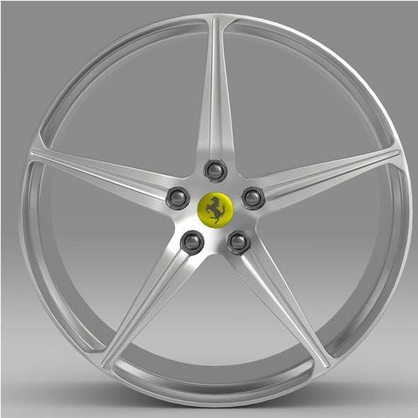 rim Ferrari - 3DOcean Item for Sale