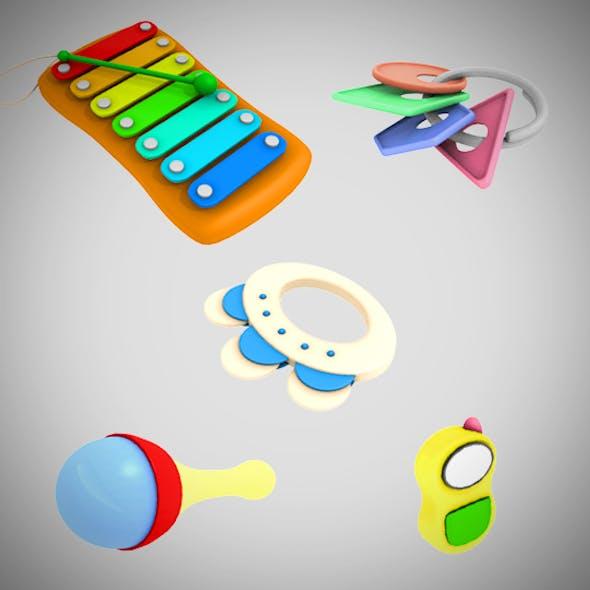Baby Toy set 001