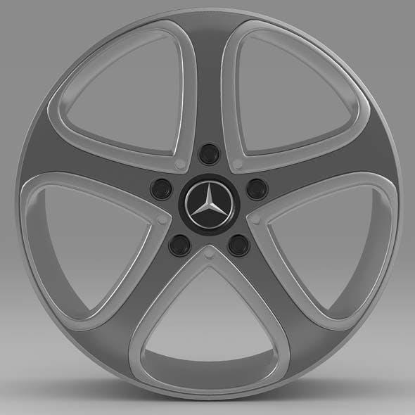 Mercedes Benz  rim - 3DOcean Item for Sale