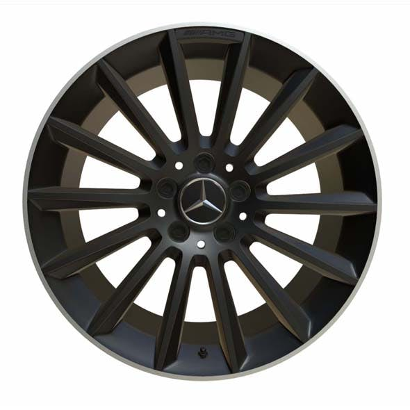 rim Mercedes Benz 2 - 3DOcean Item for Sale