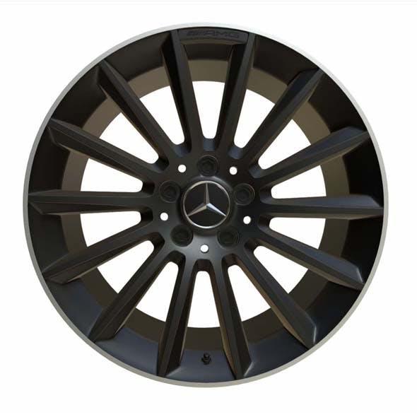 rim Mercedes Benz 2