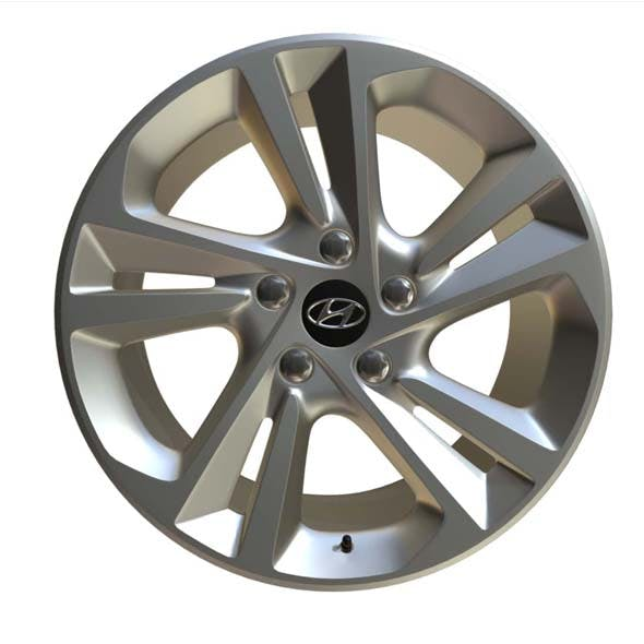 rim hyundai - 3DOcean Item for Sale