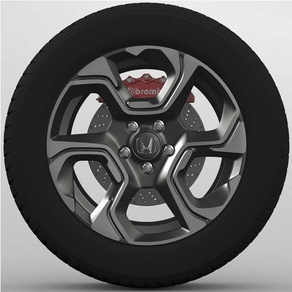 Wheel Honda
