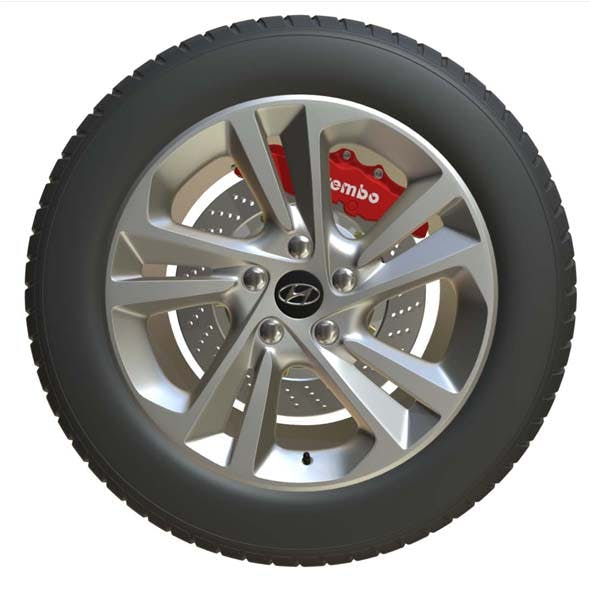 hyundai wheel