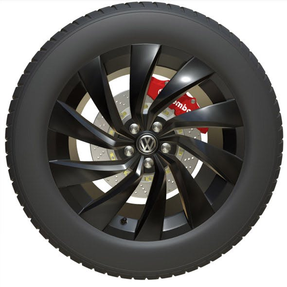 volkswagen wheel