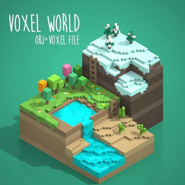 Voxel World