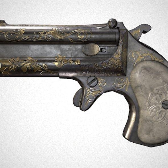 Remington Derringer Pistol
