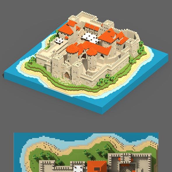 Castle Voxel