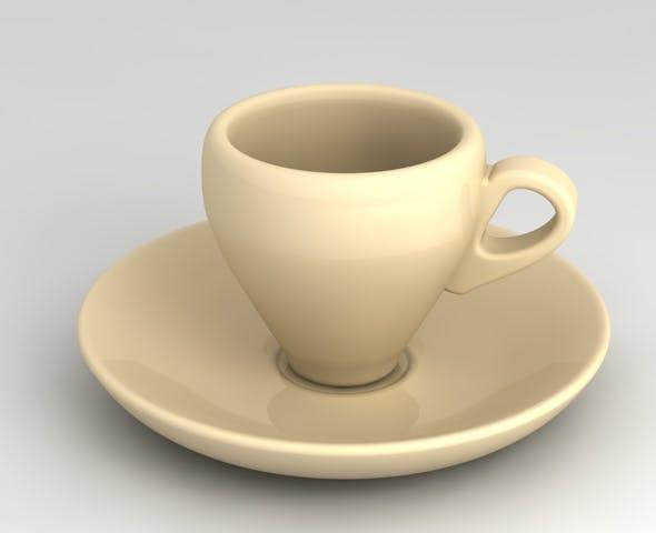 Espresso Cup - 3DOcean Item for Sale