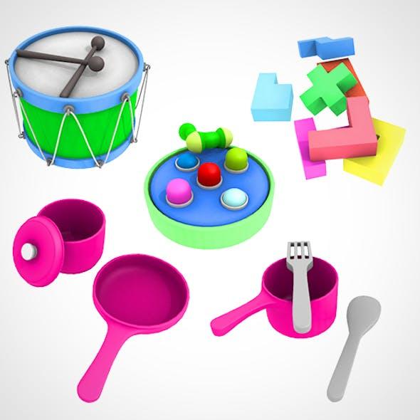 Kids Toy set 002