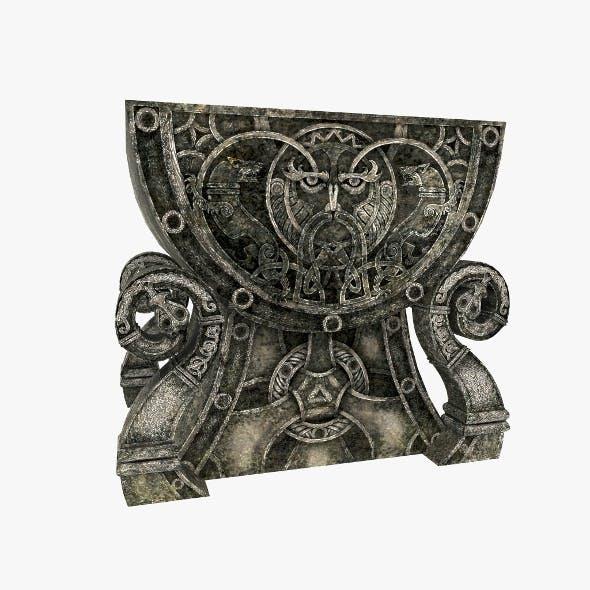 Celtic Altar - 3DOcean Item for Sale