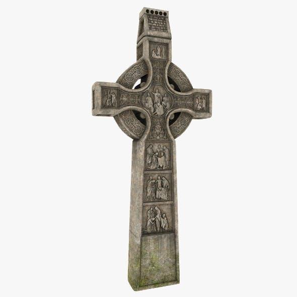 Celtic Cross - 3DOcean Item for Sale