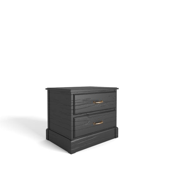 Chest with 2 drawers - 3DOcean Item for Sale