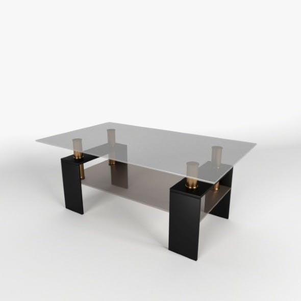 Coffee table - 3DOcean Item for Sale