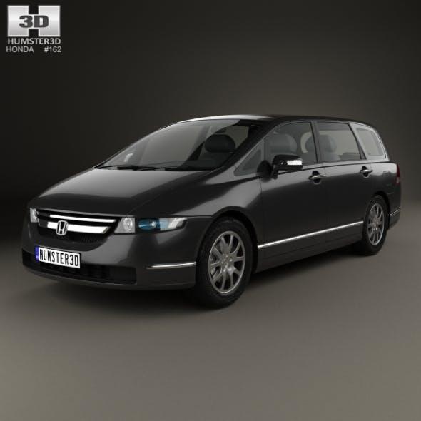 Honda Odyssey (RB1) (JP) 2003