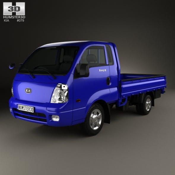 Kia Bongo (PU) Pickup 2004