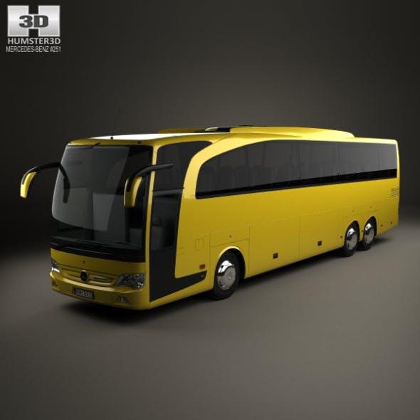 Mercedes-Benz Travego M Bus 2009 - 3DOcean Item for Sale