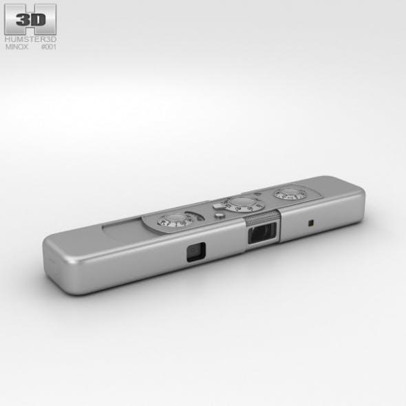 Minox C - 3DOcean Item for Sale