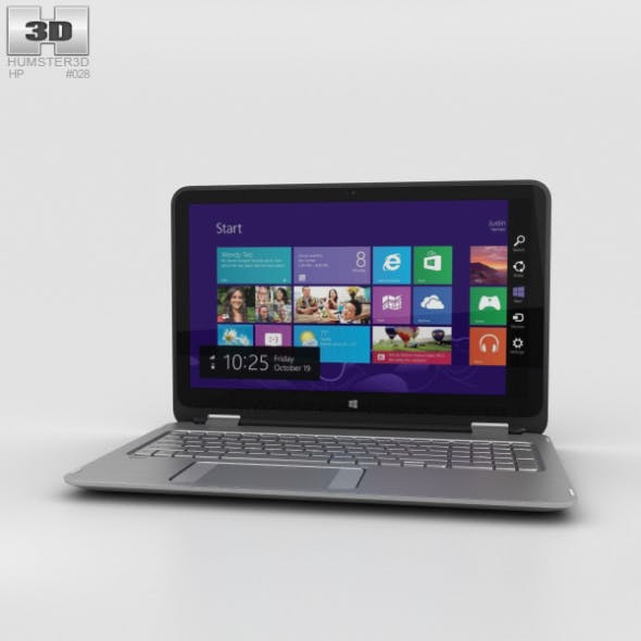 HP ENVY x360 (2014)