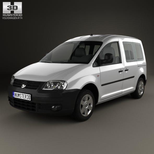 Volkswagen Caddy 2004