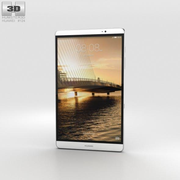Huawei MediaPad M2 8-inch Silver