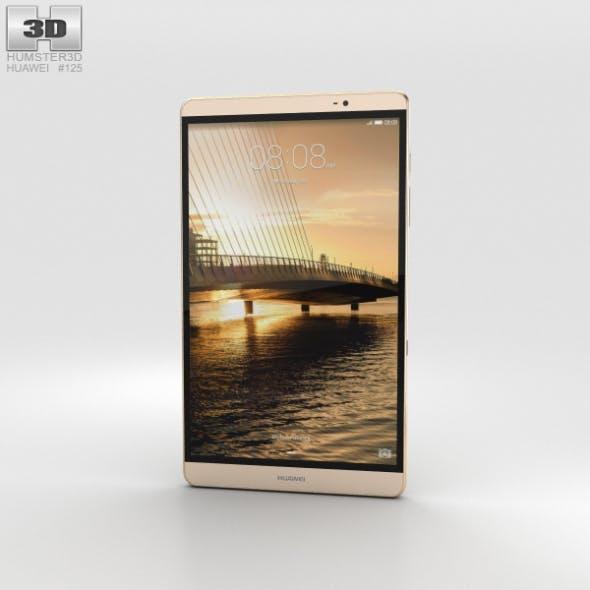 Huawei MediaPad M2 8-inch Gold - 3DOcean Item for Sale