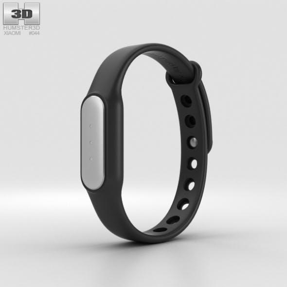 Xiaomi Mi Band Black - 3DOcean Item for Sale