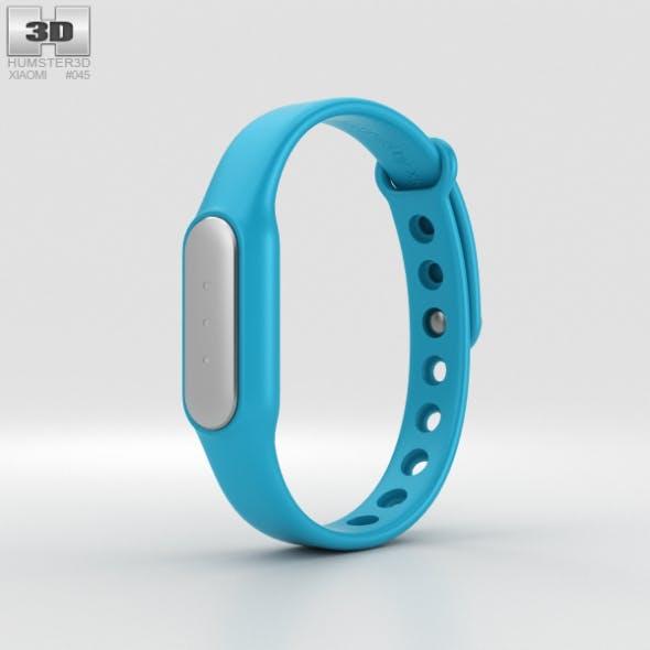 Xiaomi Mi Band Blue - 3DOcean Item for Sale