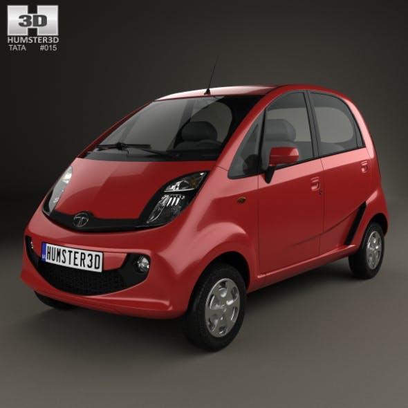 Tata Nano GenX 2015 - 3DOcean Item for Sale