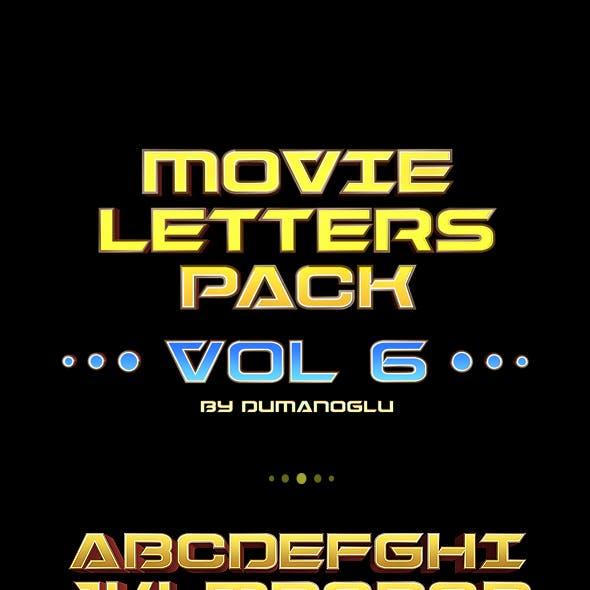 Thor Ragnarok | Alphabet Pack