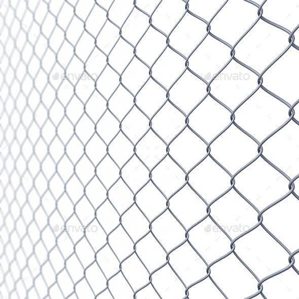 Fence Cage Rabitz Seamless Texture Set