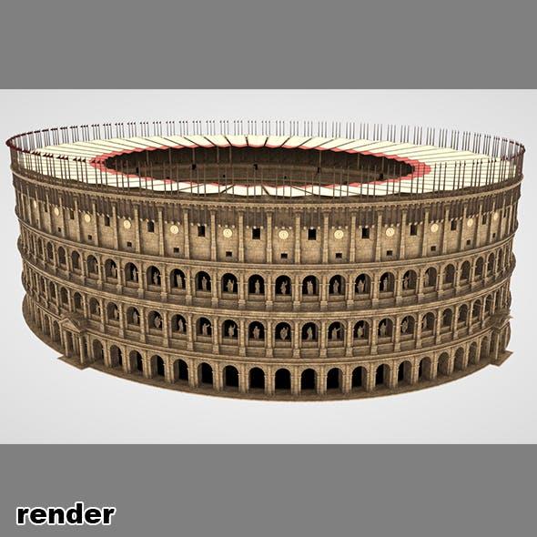 Coliseum - 3DOcean Item for Sale