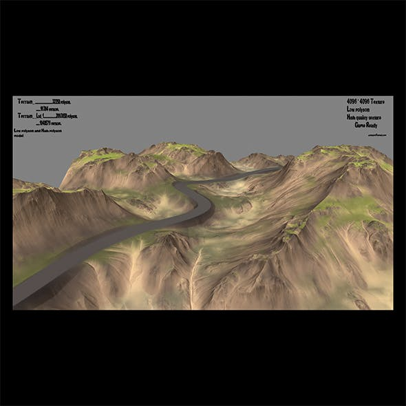 terrain road