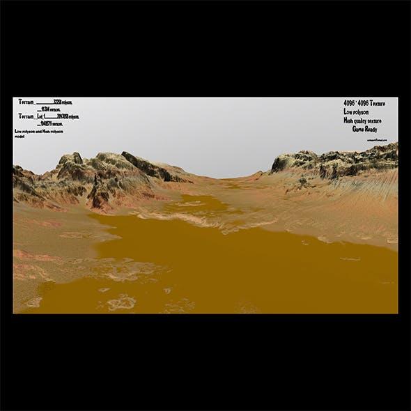 terrain 5 - 3DOcean Item for Sale
