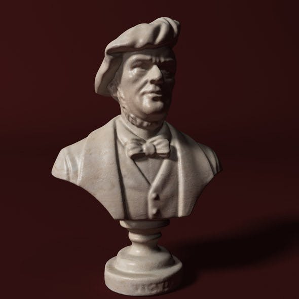 Wagner Bust