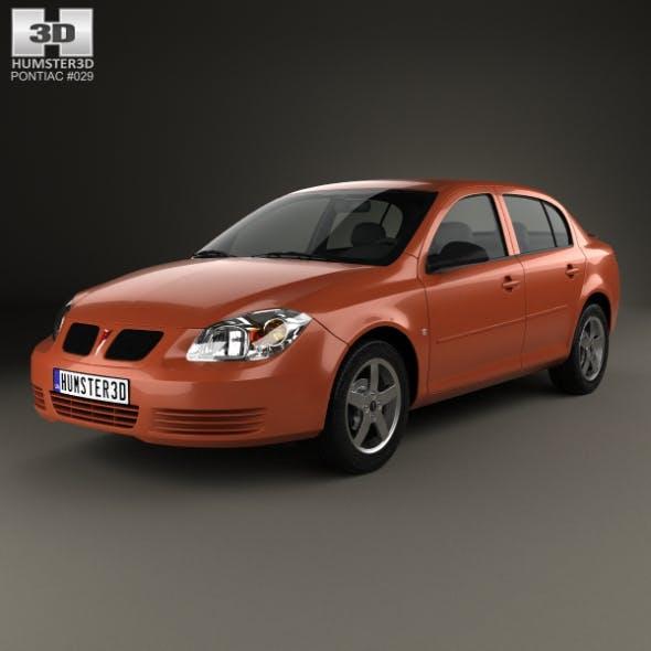 Pontiac G5 2006 - 3DOcean Item for Sale