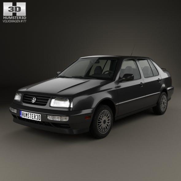 Volkswagen Jetta 1992 - 3DOcean Item for Sale
