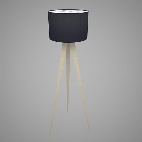 Modern Lambader - 3DOcean Item for Sale