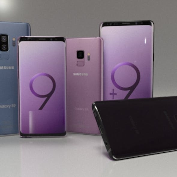 Samsung Galaxy S9 Collection