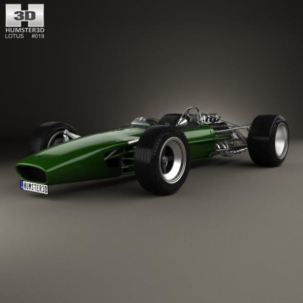Lotus 49 1967