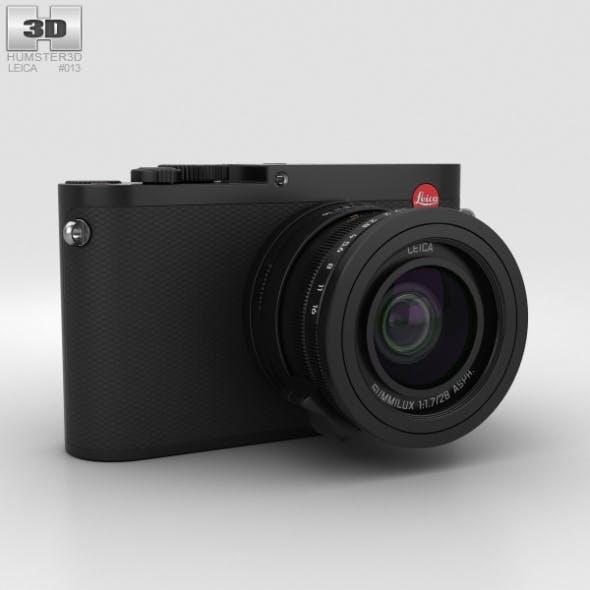 Leica Q - 3DOcean Item for Sale