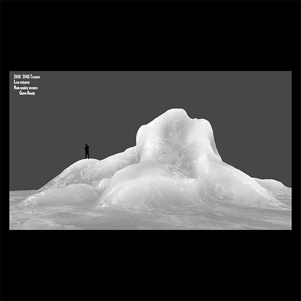 ice rocks 1 - 3DOcean Item for Sale